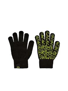 animal-animal-boys-knitted-gloves