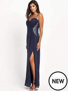 lipsy-embellished-strap-maxi-dress