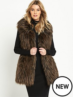 v-by-very-longline-faux-fur-gilet