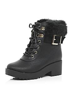 river-island-girls-faux-fur-trim-ankle-boots