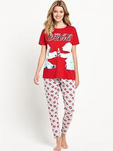 COCA COLA POLAR BEAR LEGGING SET
