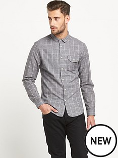 goodsouls-window-pane-sheck-shirt-grey