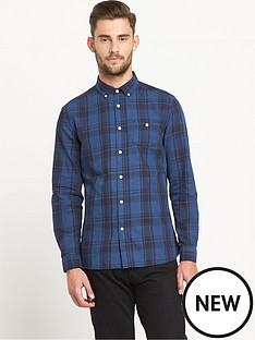 goodsouls-check-shirt-blue