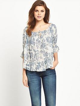 denim-supply-ralph-lauren-summer-boho-blouse