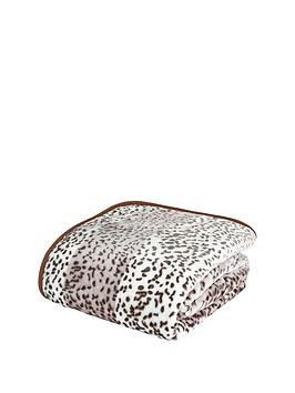 catherine-lansfield-animal-print-raschel-throw-giraffe-tan