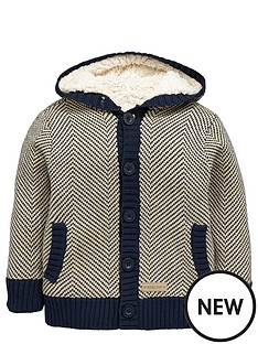 ladybird-toddler-boys-chevron-knit-cardigan-with-borg-lining-1-7-years