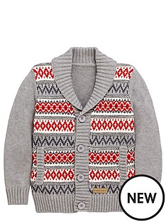 ladybird-toddler-boys-fairisle-shawl-cardigan-1-7-years