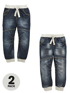ladybird-boys-essential-cuffed-jeans-2-pack-12-months-7-years