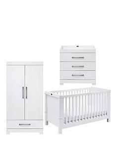 silver-cross-notting-hill-cot-bed-dresser-double-wardrobe