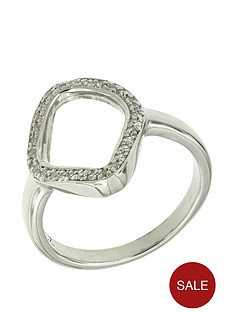 the-love-silver-collection-sterling-silver-rhodium-plated-cubic-zirconia-ring