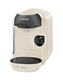 Tassimo Tas1257Gb Vivy Coffee Machine  Cream