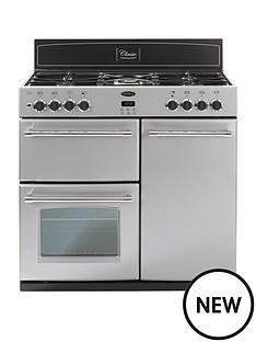 belling-classic-90gt-90cm-dual-fuel-gas-range-cooker