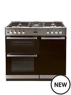 belling-db4-90gt-90cm-dual-fuel-range-cooker
