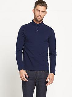 goodsouls-pique-long-sleeve-polo-shirt