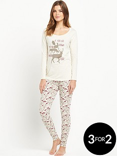 sorbet-woodland-pyjamas-set