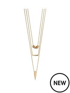 fiorelli-misty-gold-triple-layer-pendant