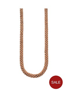 fiorelli-rose-gold-plate-chunky-bead-long-necklace