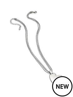 fiorelli-multi-chain-heart-pendant