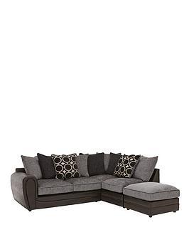 bardotnbspright-hand-scatterbacknbspcorner-chaise-sofa