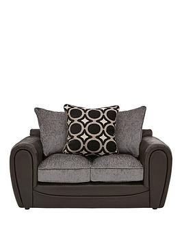 Very Bardot 2 Seater Scatterback Sofa Picture