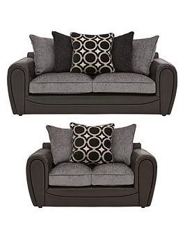 Bardot 3Seater  2Seater Sofa Set (Buy And Save!)