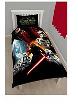 Poster Panel Single Duvet Cover and Pillowcase Set