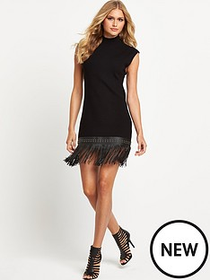 v-by-very-sleeveless-dress-with-fringed-hem-detailing