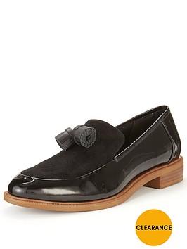 clarks-taylor-spring-black-loafer