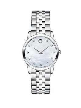movado-swiss-museum-classic-stainless-steel-white-mother-of-pearl-dial-ladies-watch