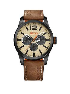 hugo-boss-silver-dial-brown-leather-strap-gents-watch