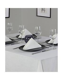 essentials-oblong-table-linen-set-4-place-settings-52x70-inch