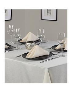 linen-look-oblong-table-linen-set-4-place-settings