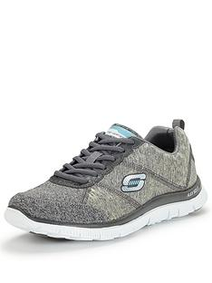 skechers-flex-appeal-lace-up
