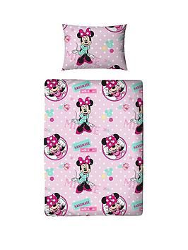 minnie-mouse-handmade-toddler-duvet-and-bedding-bundle-set