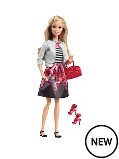 barbie-barbie-style-doll-floral-skirt