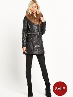 river-island-faux-fur-trench-coat