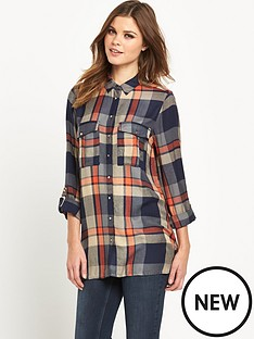 river-island-checked-shirt