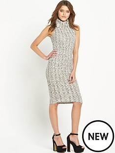 river-island-cowl-neck-jersey-midi-dress