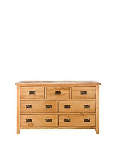 london-3-4-drawer-ready-assembled-solid-oak-chest