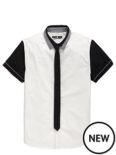 demo-boys-short-sleeve-shirt-and-tie-set-2-piece