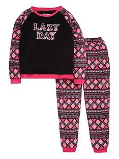 freespirit-girls-lazy-daynbsptwosienbsppyjamas