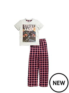 demo-street-racer-monkey-pyjama-set