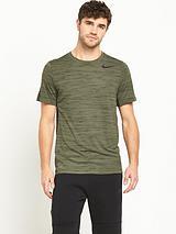 Dri-FIT Heathered Short SleeveT-Shirt