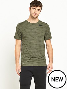 nike-nike-dri-fit-touch-short-sleeved-heathered-t-shirt