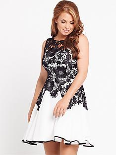 coleen-lace-panel-prom-dress