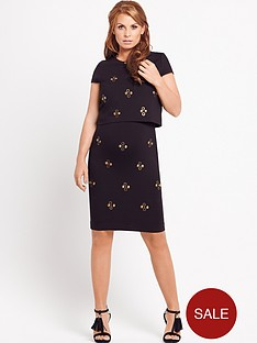 coleen-embellished-2-in-1-dress