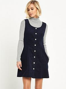 miss-selfridge-corduroy-pinafore-dressnbsp