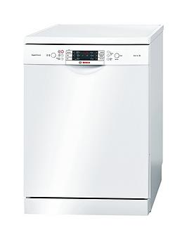 Bosch Sms69M22Gb 13Place Dishwasher  White