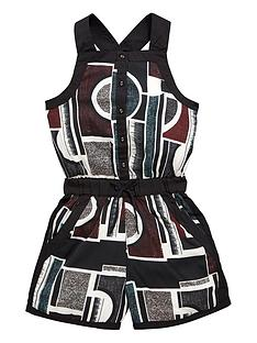 river-island-girls-utility-print-playsuit