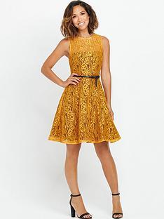 myleene-klass-lace-dress-with-full-skirt